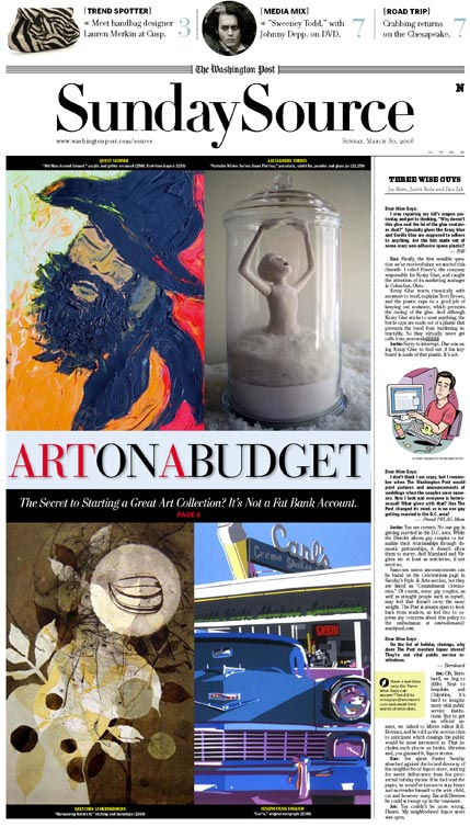 Washington Post<br>March 2008