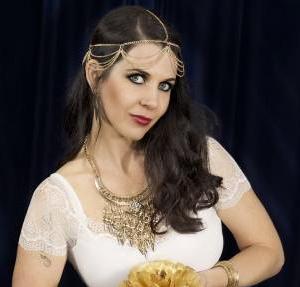 Priestess headshot. Photo by Anandha Ray.