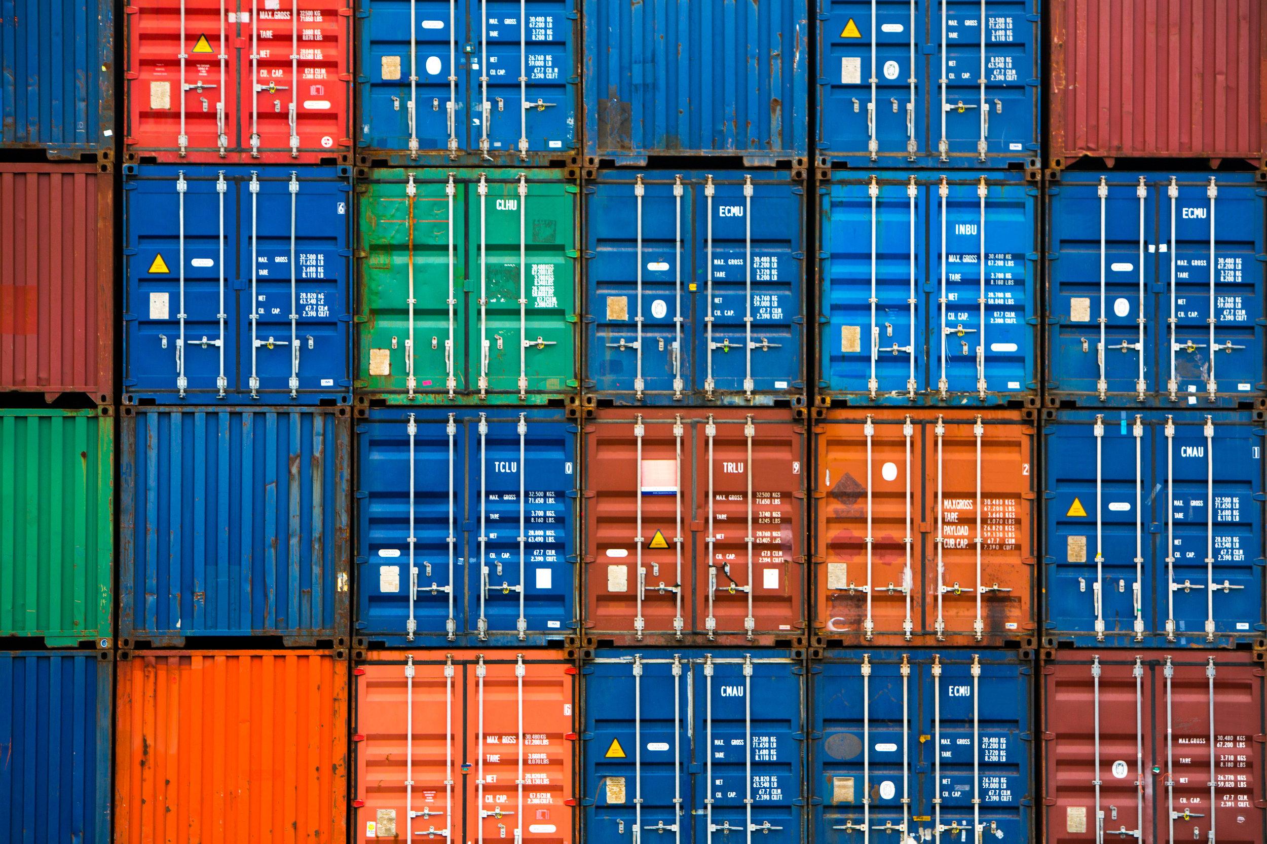 Do You Transport Any Goods Domestically or Internationally? - September 2017