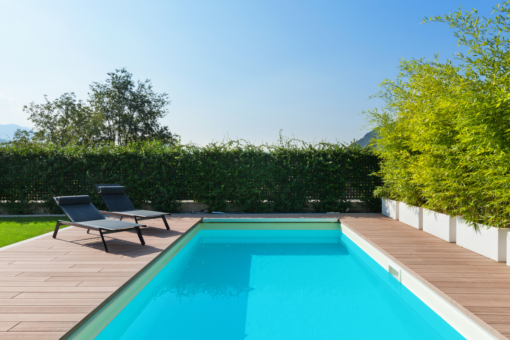 Tips for protecting your pool -