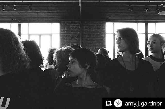 #Repost @amy.j.gardner with @repostapp ・・・ Person A #35mm #proximities #embodiedarchitecture #nyc #performance