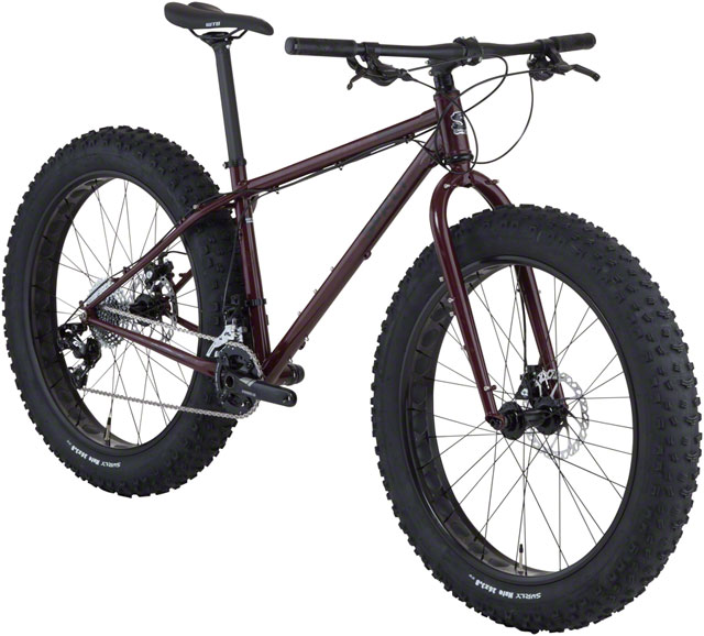 Surly Wednesday Complete Bike LG, Calimocho Red