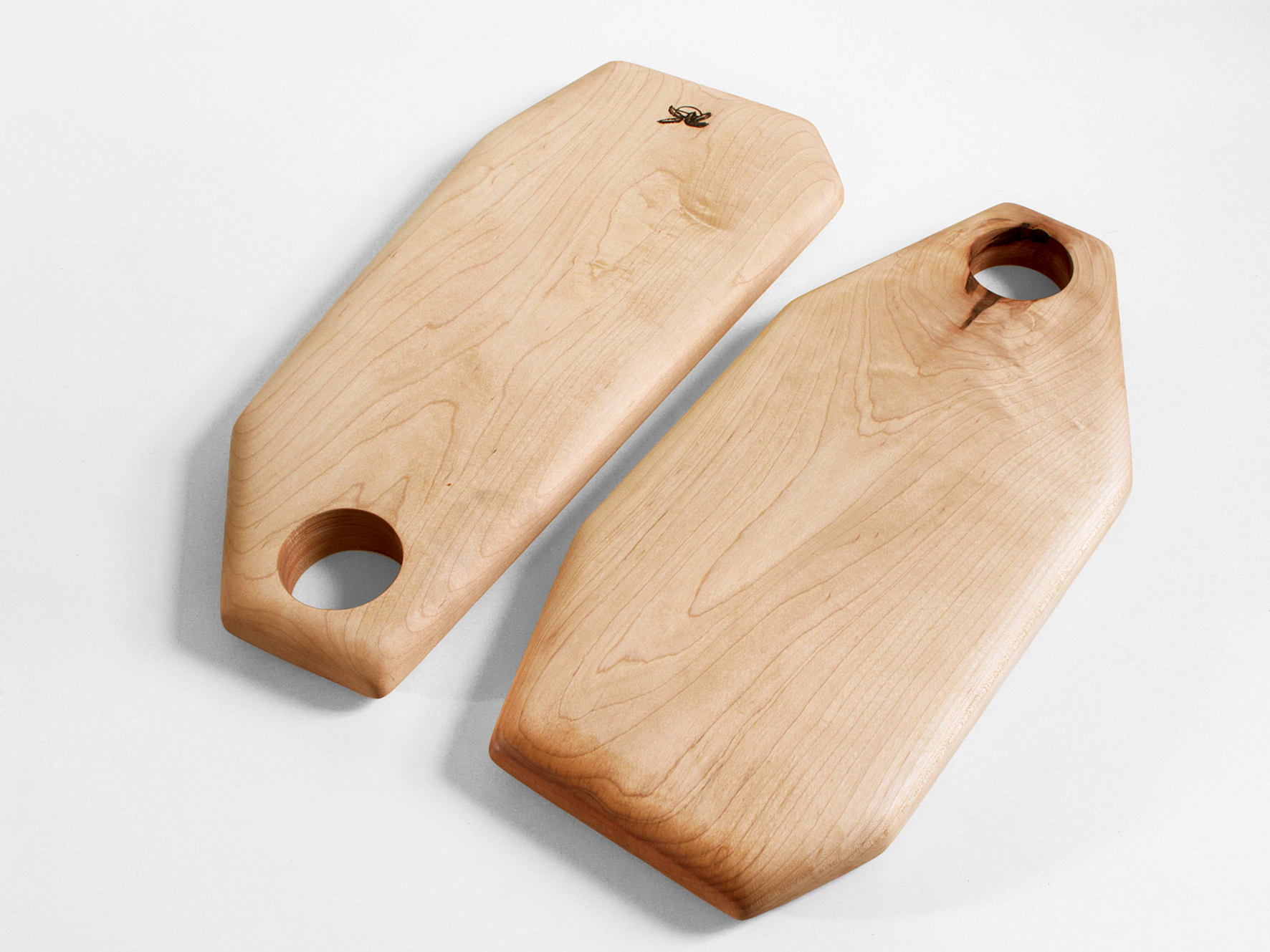 Amoeba Cutting Board