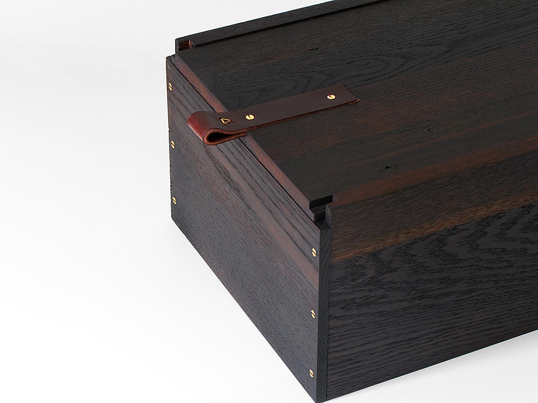Fern Box,  custom