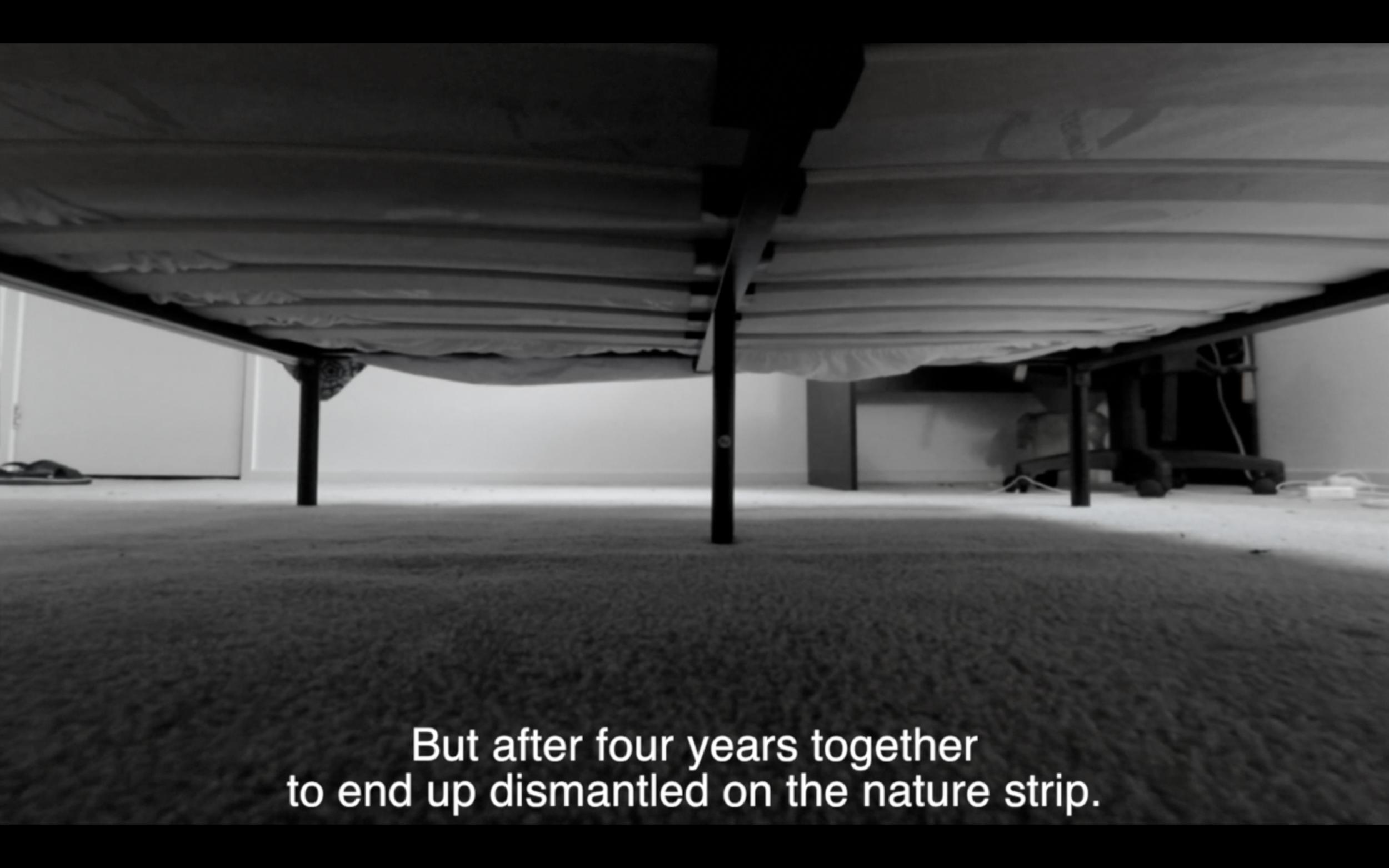 Under & Over (Video Still)