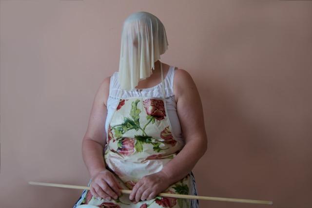 Veil, Photographic Print, 2019.