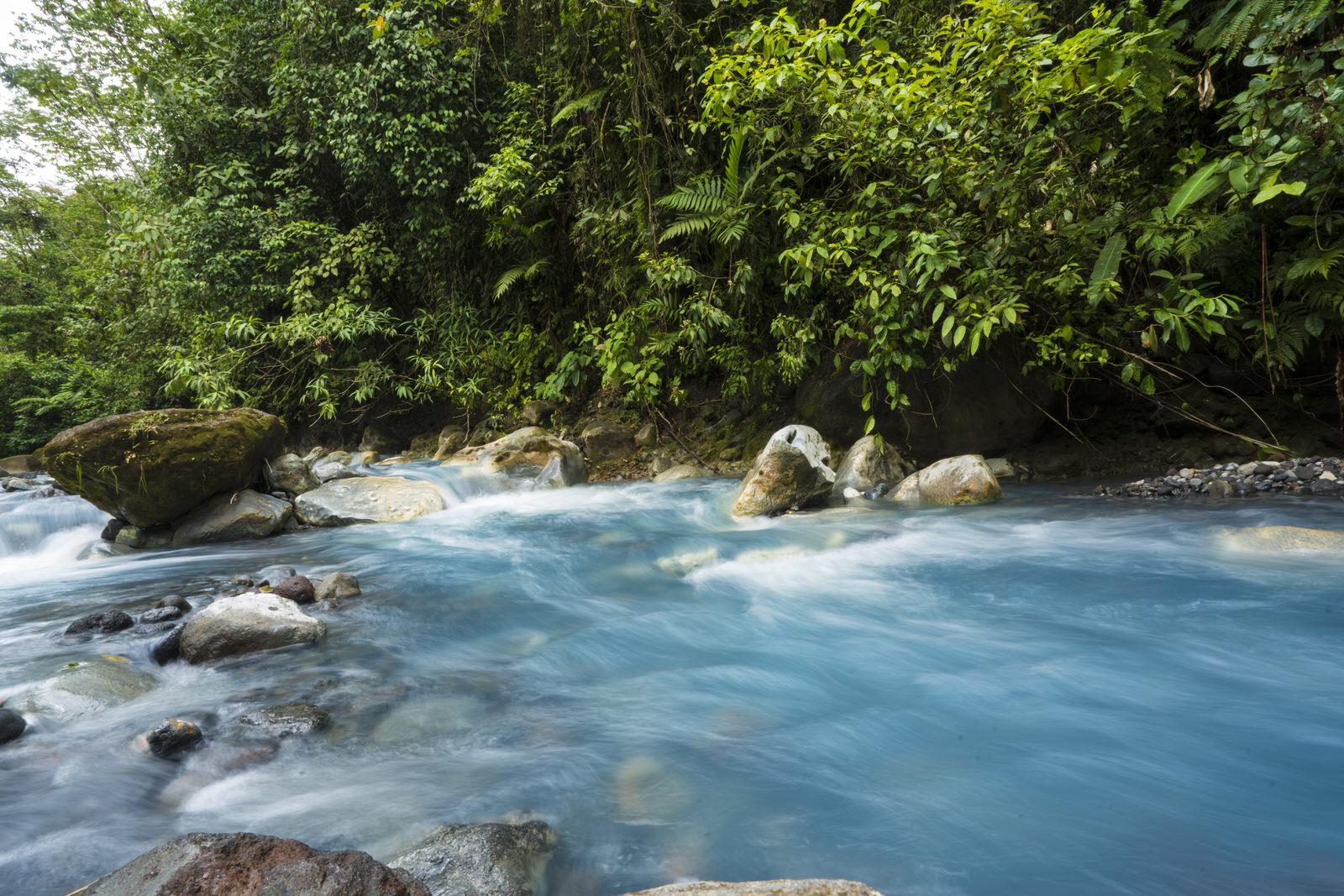 Inicios del río