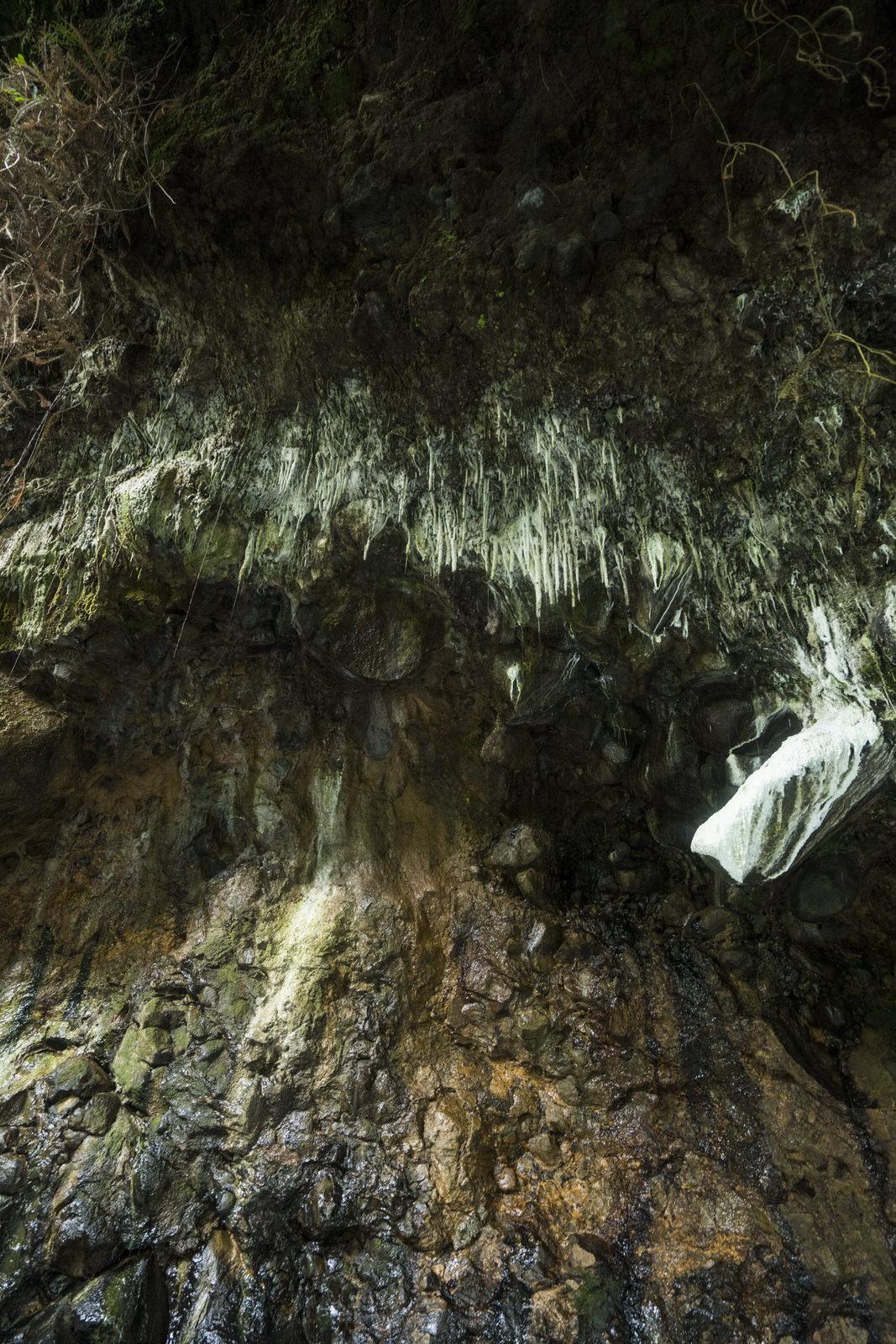 Minerales de la Cueva