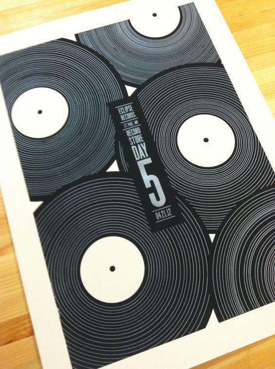Eclipse Records, Record Store Day 2012