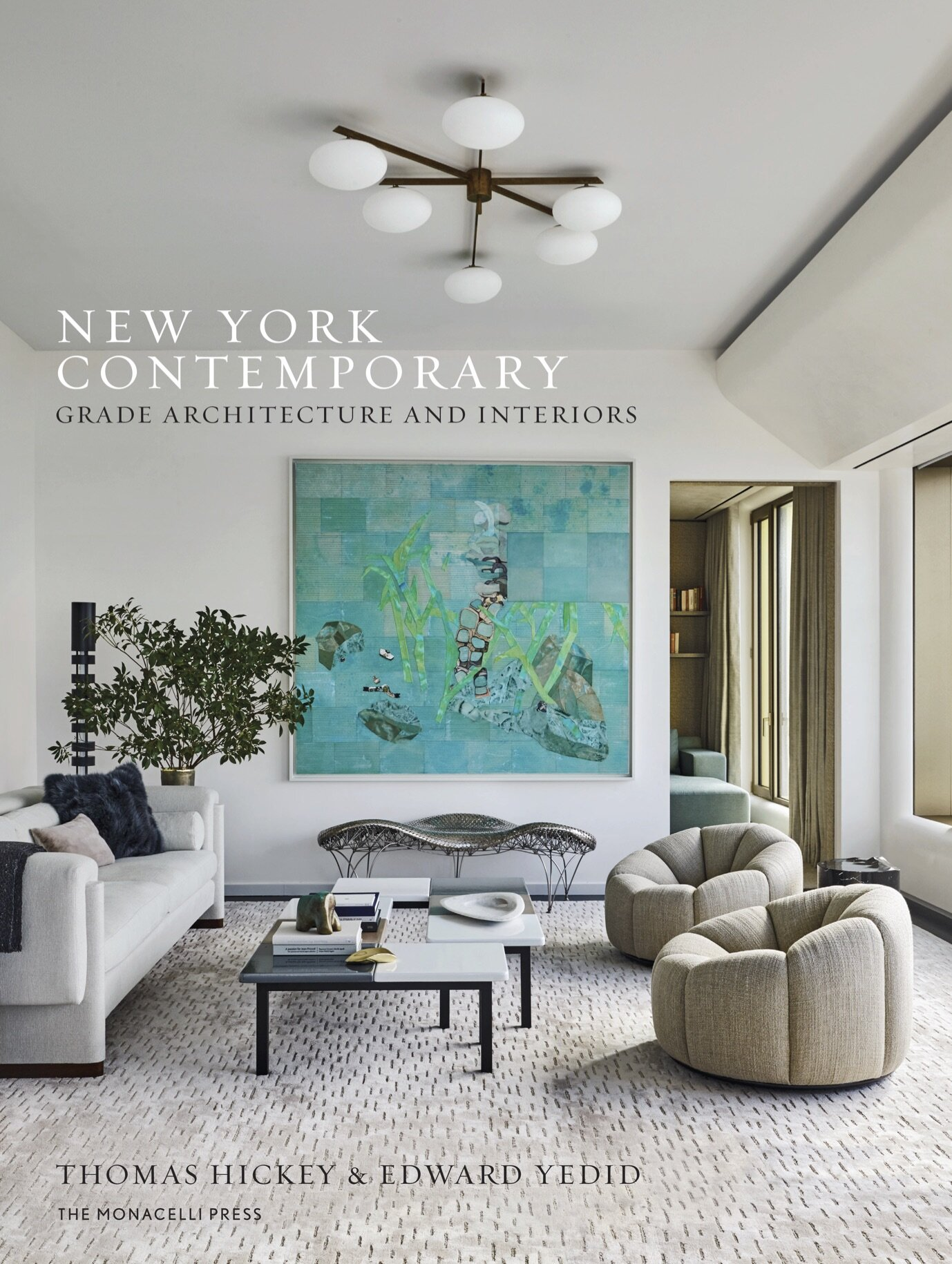 Architect Thomas Hickey and interior designer Edward Yedid partnered to establish GRADE New York as a unique practice where architecture and interiors merge into a seamless continuum. Within their refined and beautifully proportioned spaces, a meticulously curated selection of furnishings, contemporary art, and exquisite objects create a luxurious and personal environment for their clients.