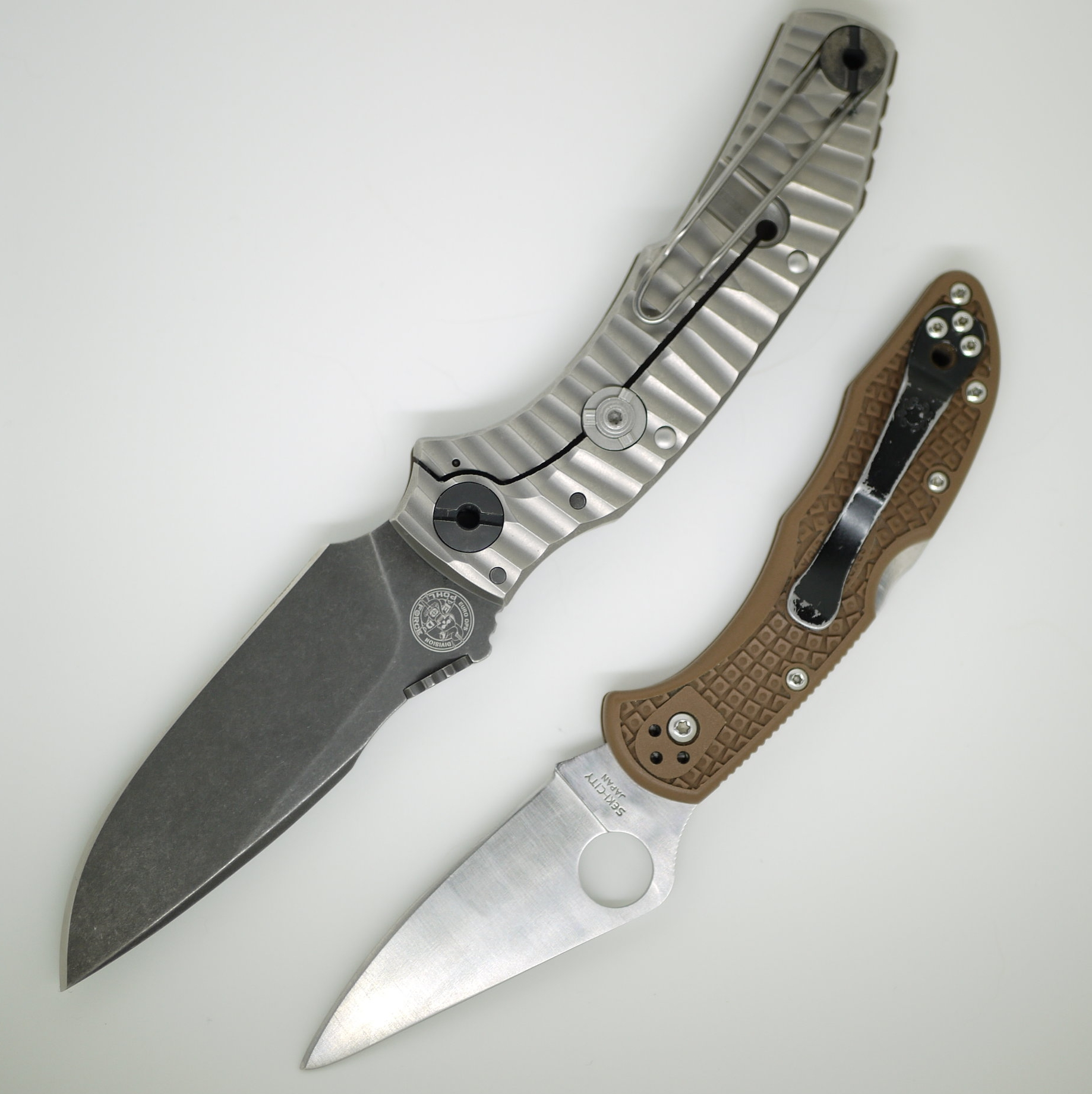Pohl Force Mike One Desert Tactical 15