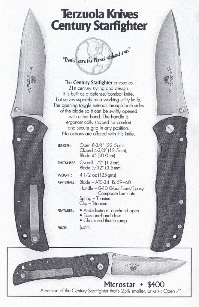 The legendary Buck 110. This particular example was made in the 1980s.