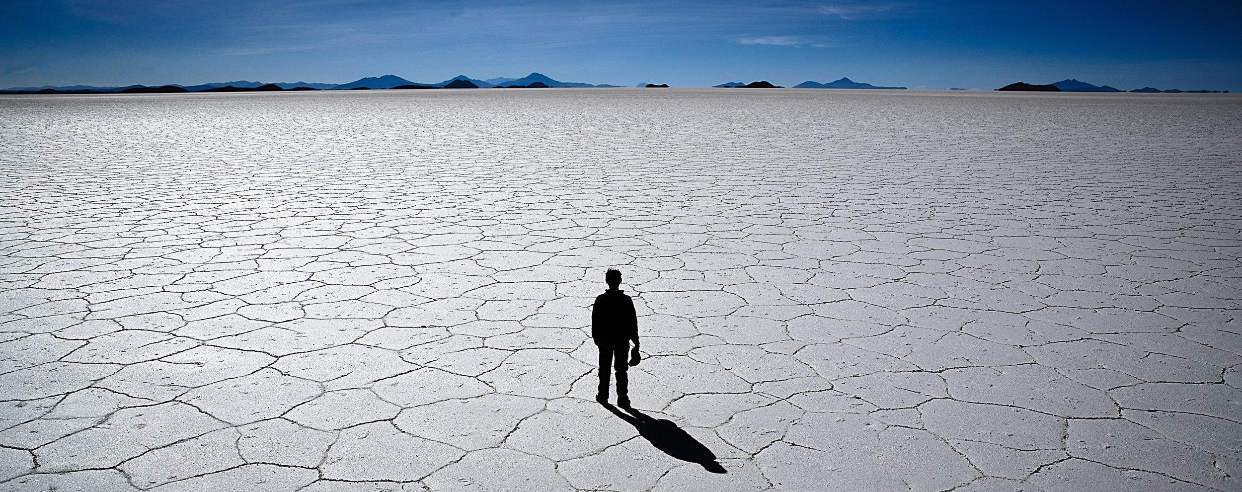 BOLIVAN SALT FLATS -