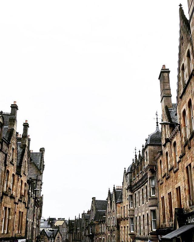 Edinburgh is incredible