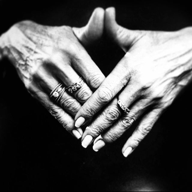 I miss the gentle touch of these hands everyday. 14 years without my beautiful mum.
