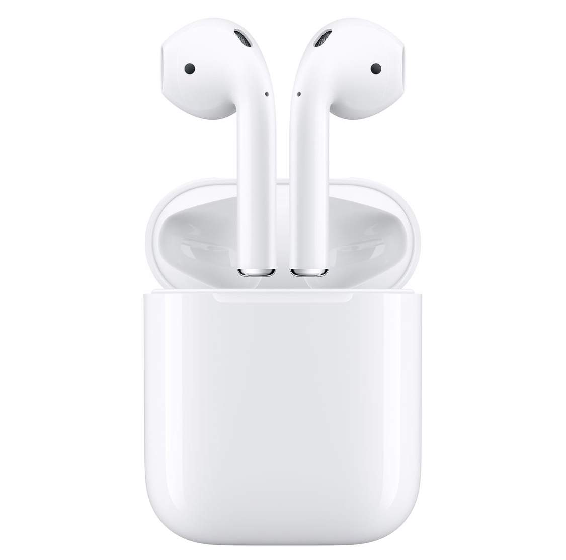 Apple AirPods for your loved one who's still untangling wires. Defiantly a winner $159 Apple. The knock offs are HUGE but look similar at half the price so don't improvise, get Apple.