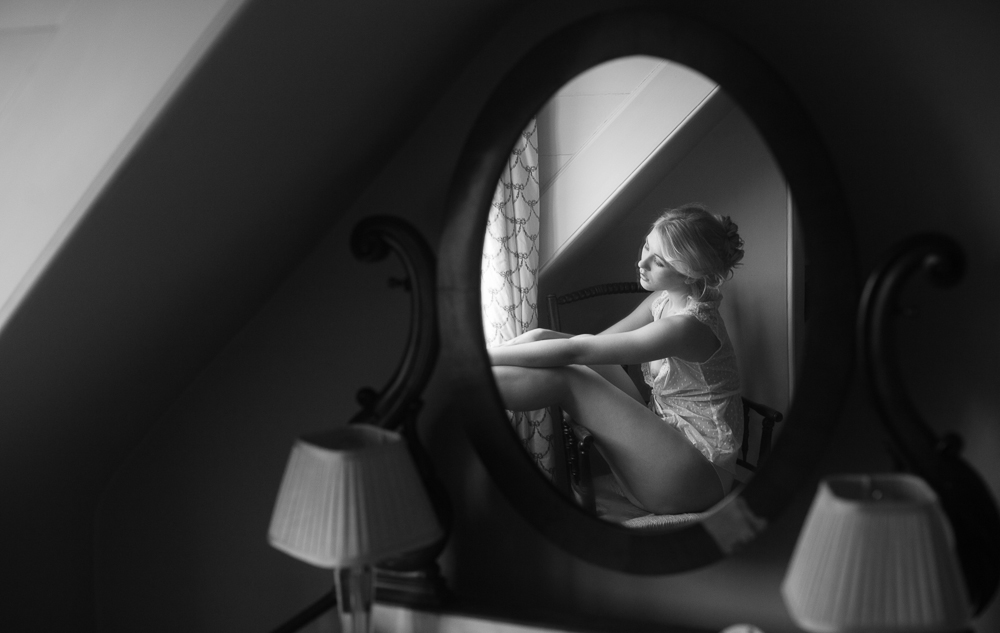 Livingston Montana Boudoir Portrait Photography
