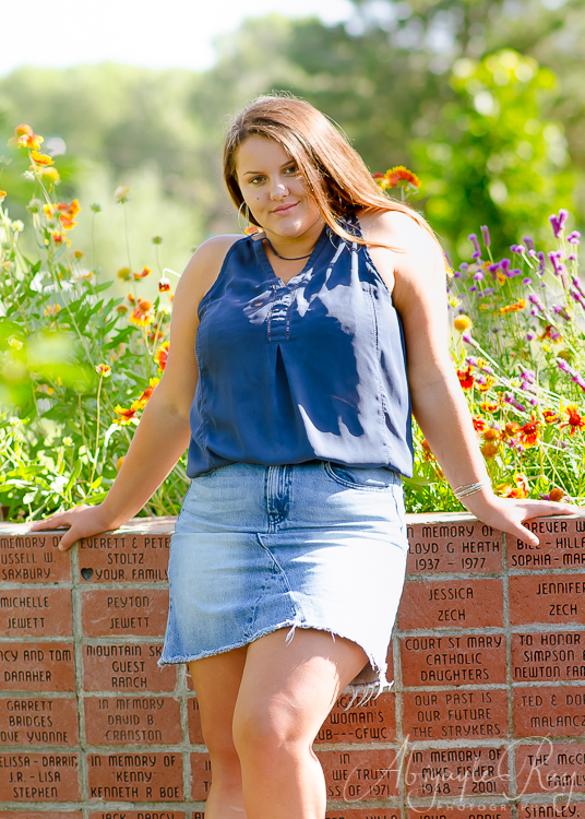 Love this photo of Tomiyah 💕  Senior portrait photography by  Abigayle Ray Photography LLC  at  Sacajawea Park  in The  City of Livingston, Montana