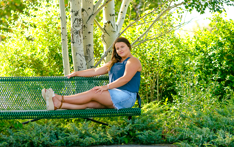 We loved this senior session.. the camera loved her!  Senior Photography by  Abigayle Ray Photography LLC  at  Sacajawea Park  in the  City of Livingston, Montana