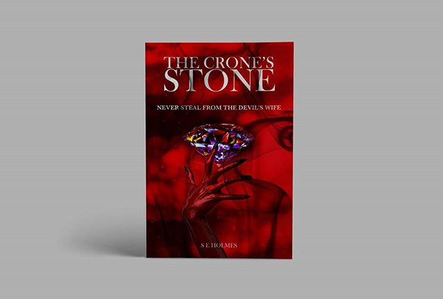 / The Crone's Stone / Cover by @thomasobriencreative /