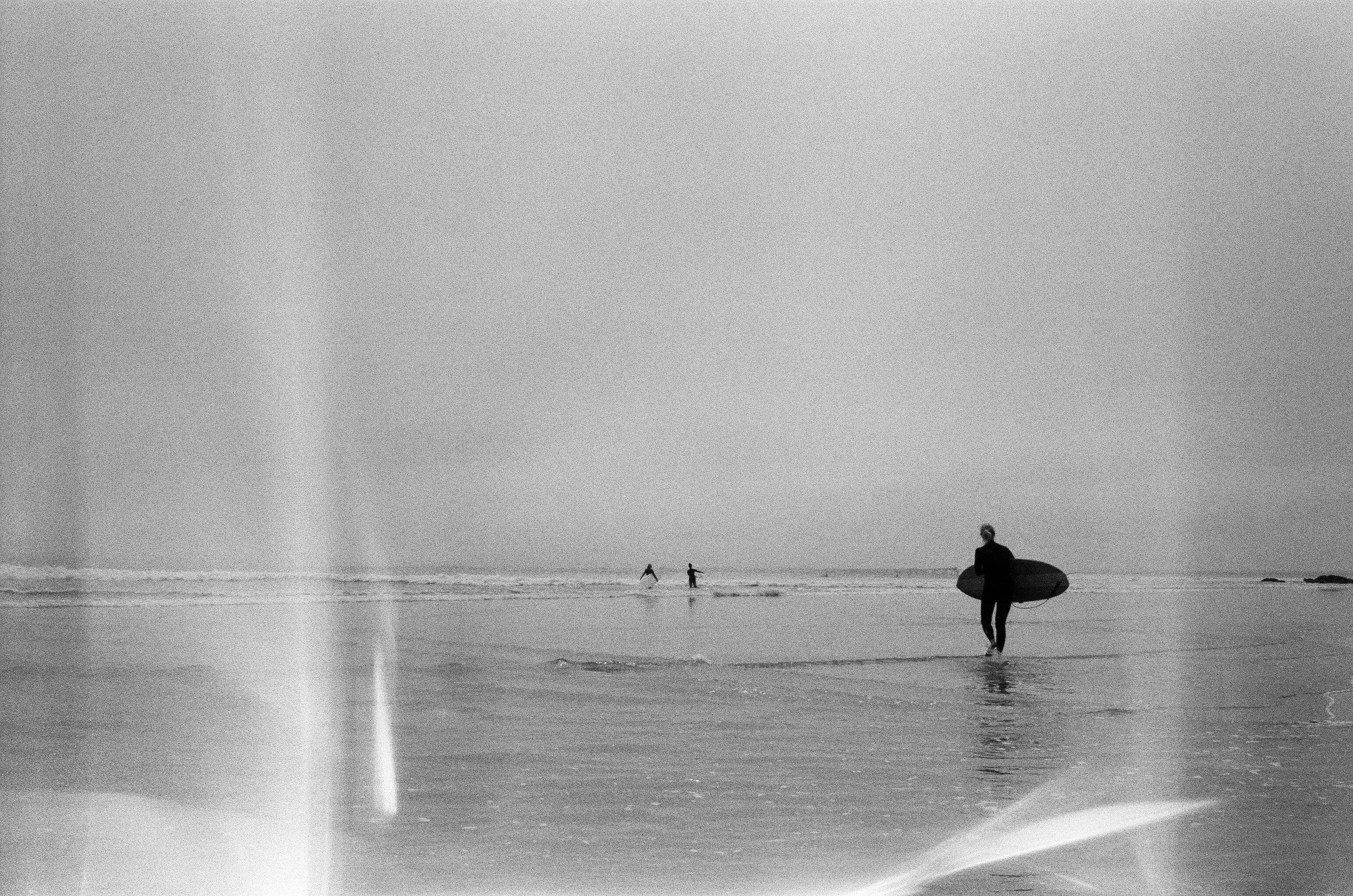 WE ARE Creative Adventurers Surf Scorpion Bay Retreat