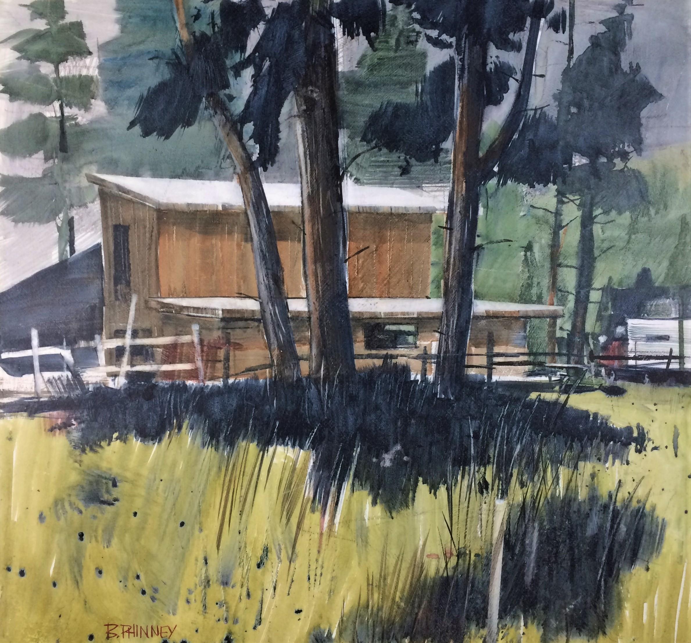 Looking Glass Barn   - Bob Phinney