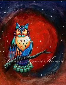 The Night Guardian   - Rebecca Lynne Kinane