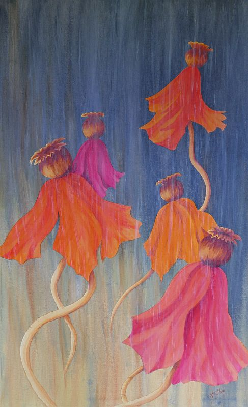 Dance in the Rain   - Lisa Gibson