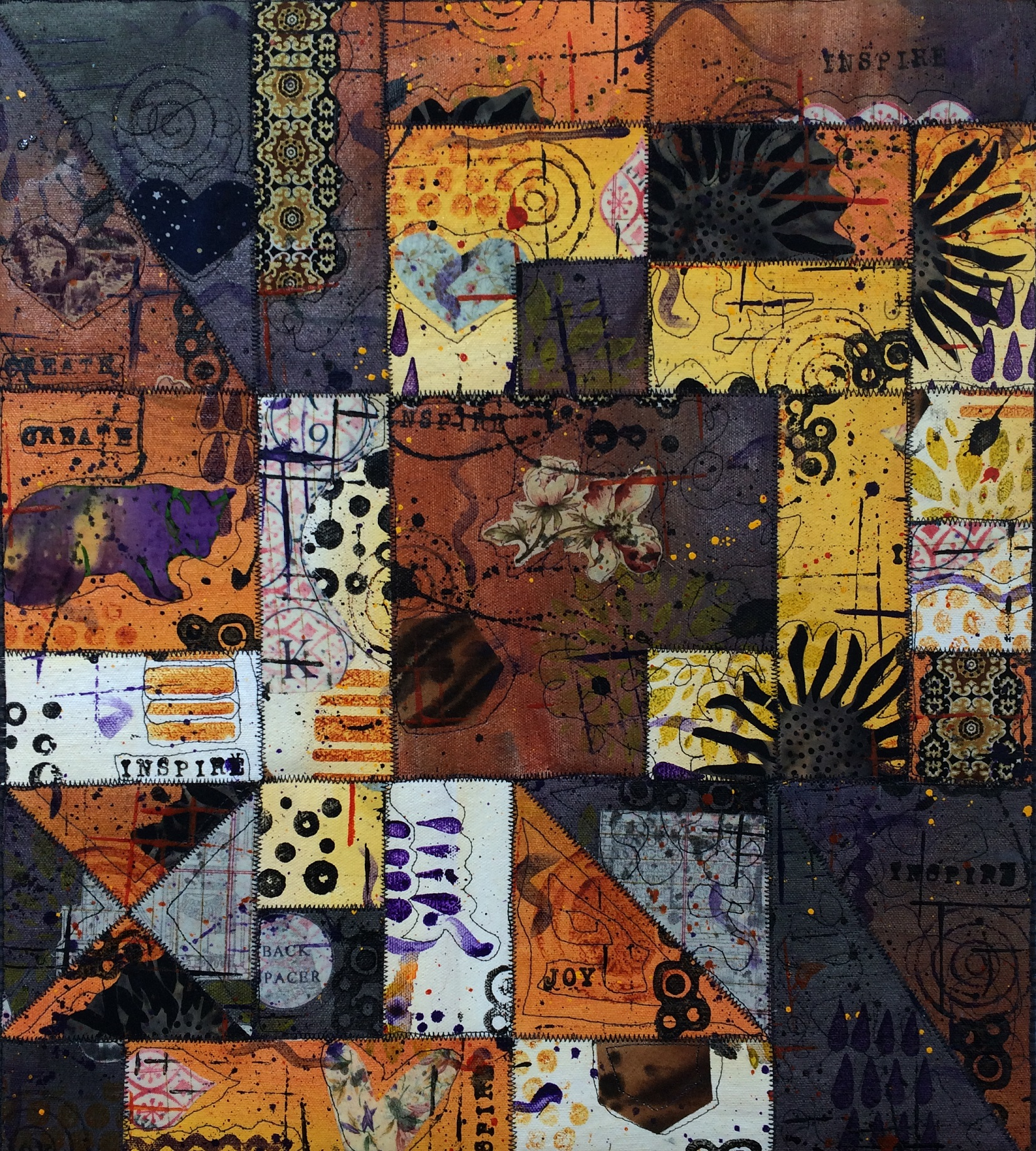 Bits and Pieces   - Marge Schafer