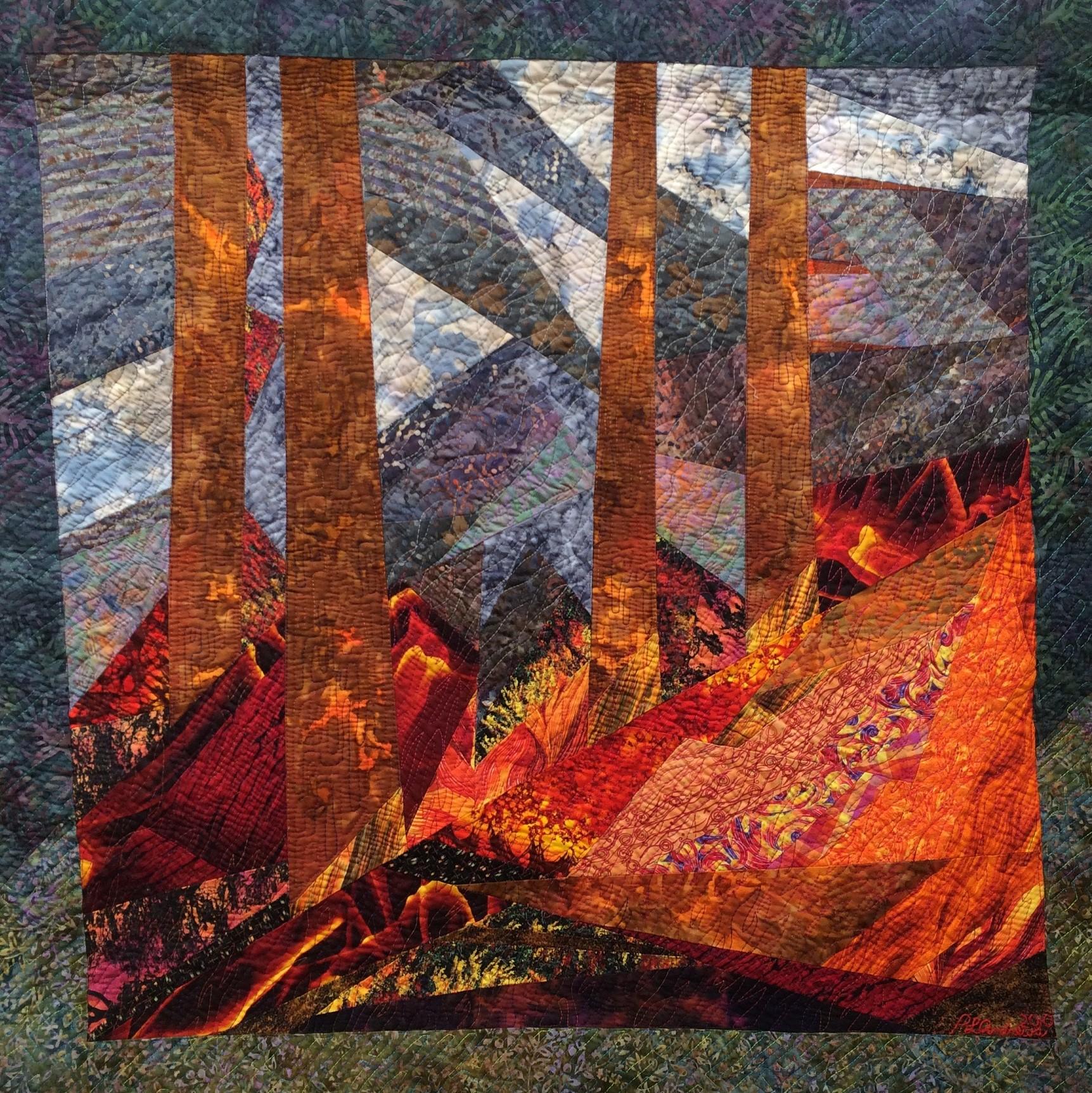 Underburn   - Pat Andrews