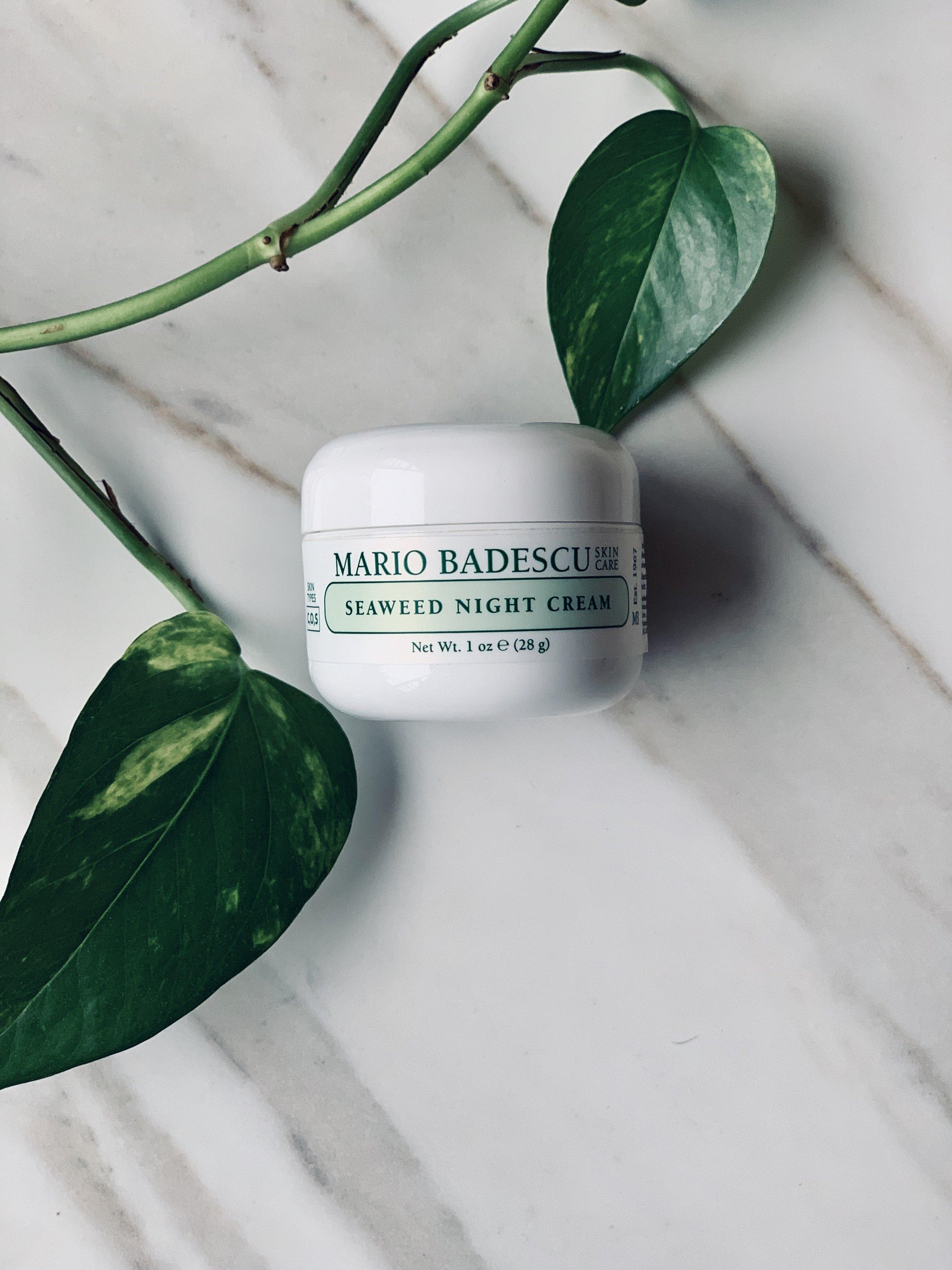 Mario Badescu - Seaweed Night Cream