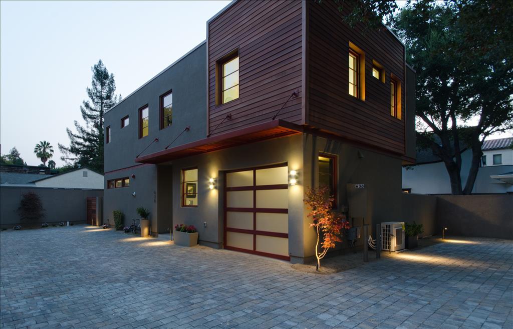 Palo Alto – Middlefield Residences