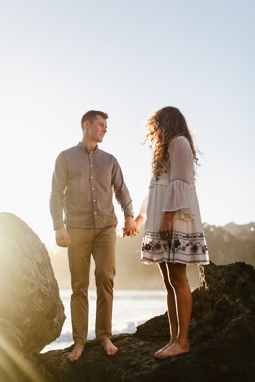 Muir Beach Engagement