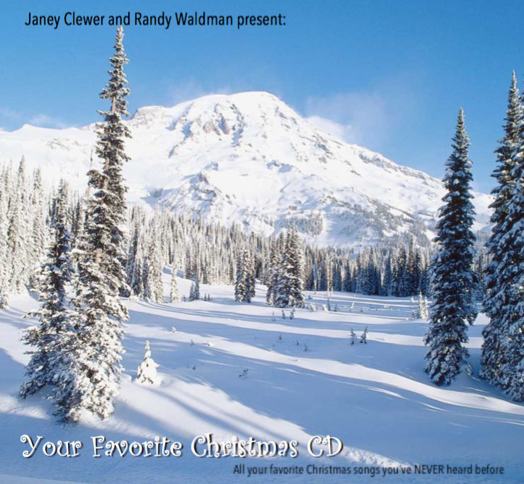 Your Favorite Christmas CD (2003)   Janey Clewer and Randy Waldman