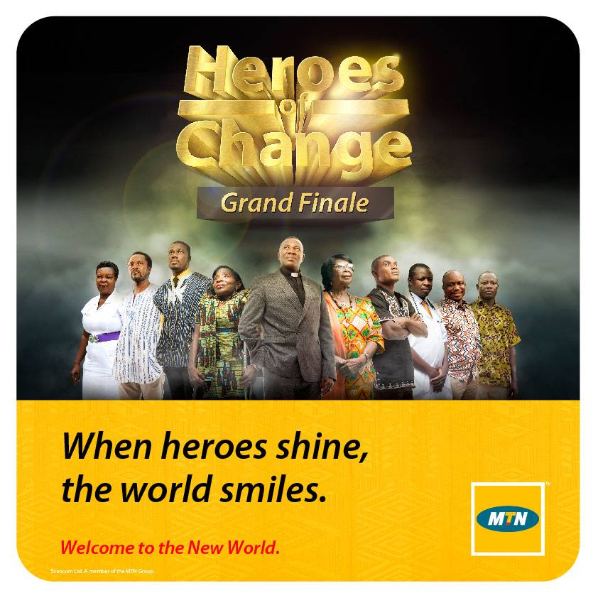 2015 Heroes of Change finalists