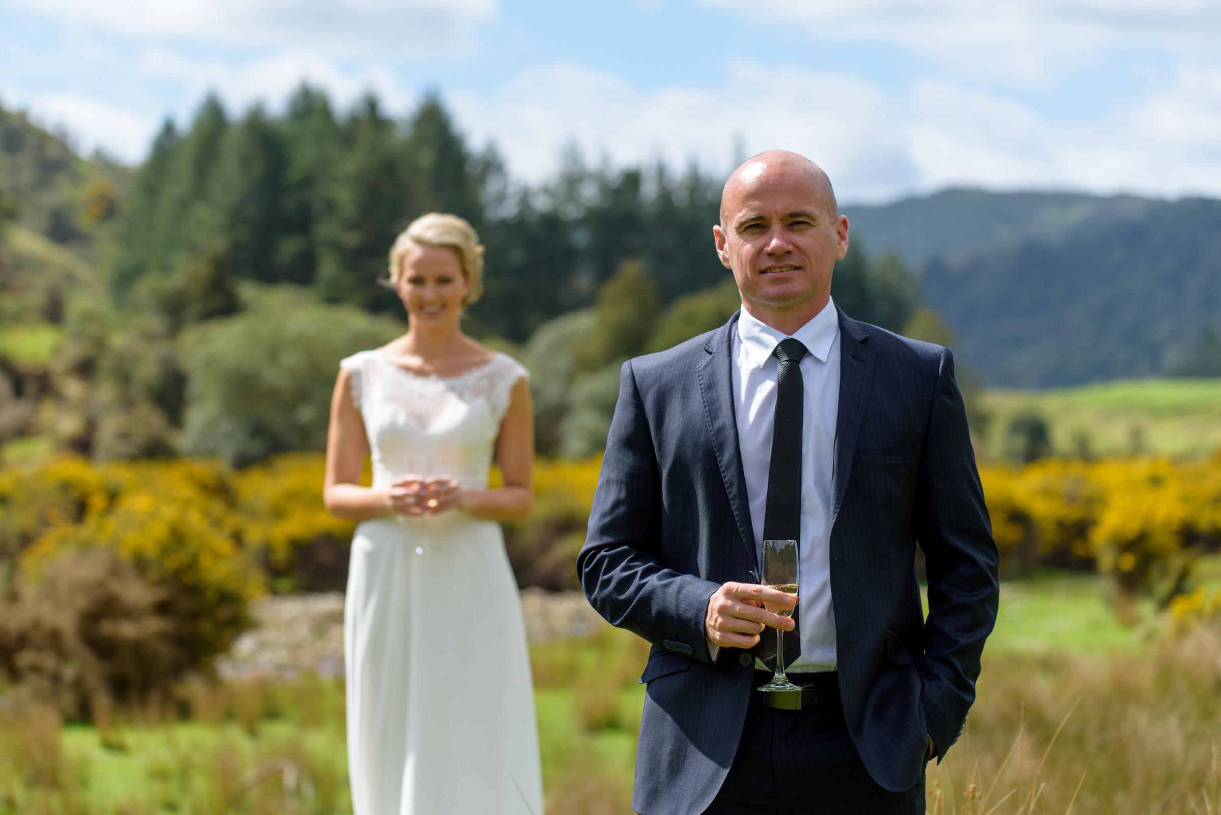 Surprise Wedding // Levin, NZ
