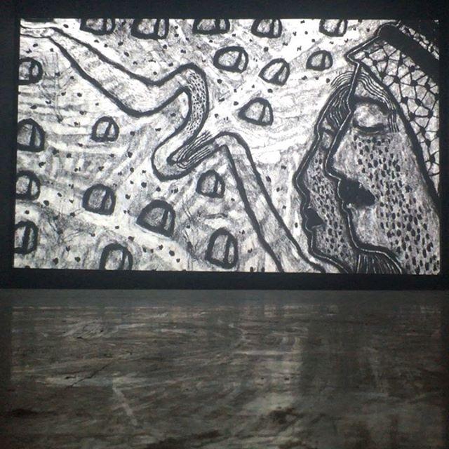 A few favorites from the biennale. مختارات من البينالي. —— Artworks by Sadik Alfaraji, Ahmad Qasim and Sanaa Gateja