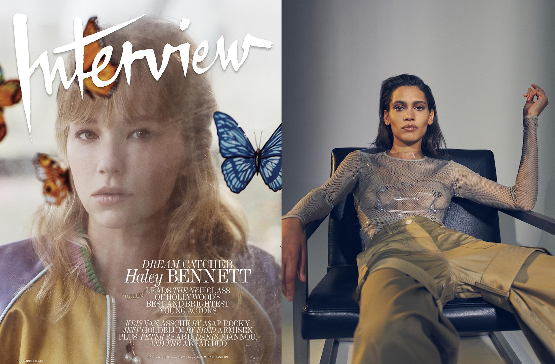 interview magazine fannie schiavoni kaya july 2016.jpg