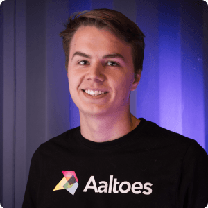 Kenneth Blomqvist — Vice President of AaltoES