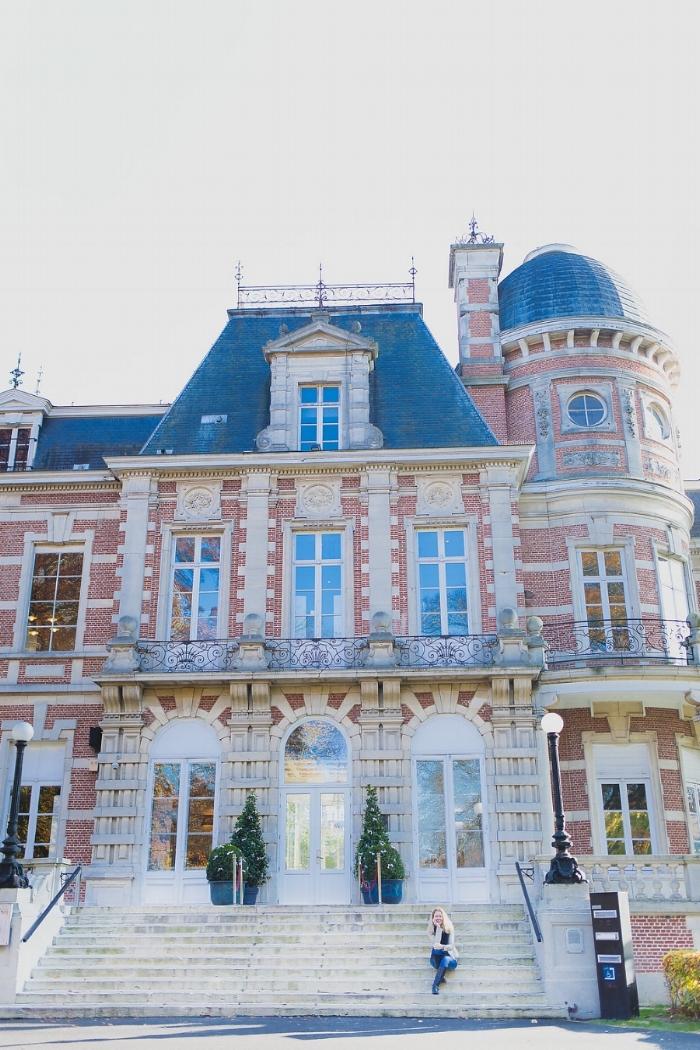 Jules and Louis Blog - My Travelogue - Kasteel van Brasschaat