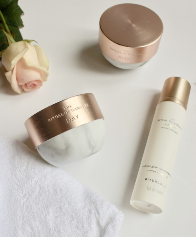 Jules and Louis Blog - my skincare products of Rituals