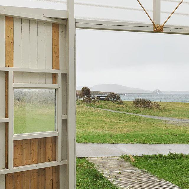 Bare vær i vær. . . . #stokkøya