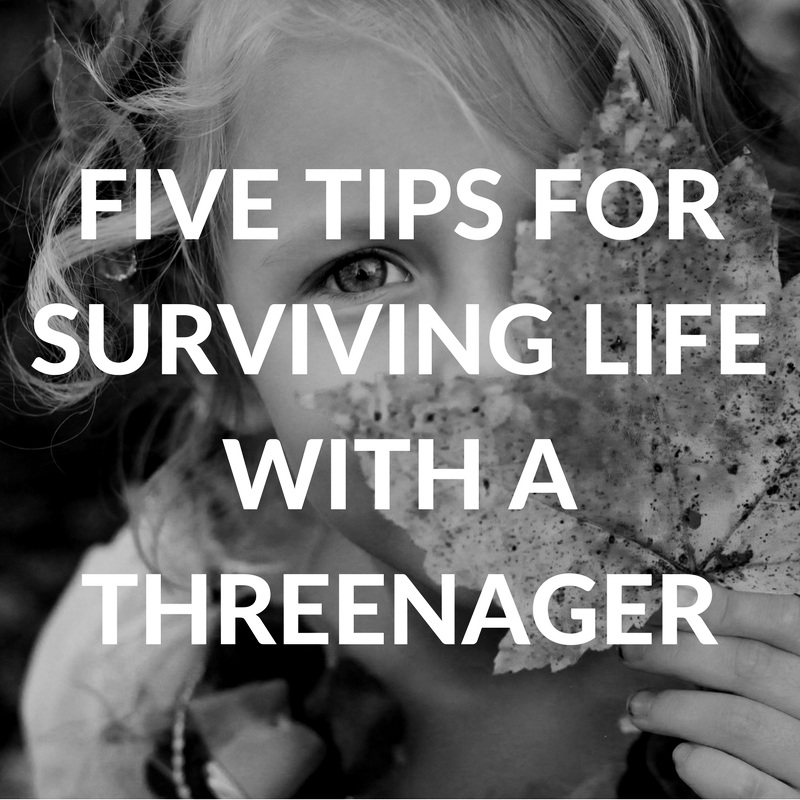 Five Tips for Surviving Life with a Teenager