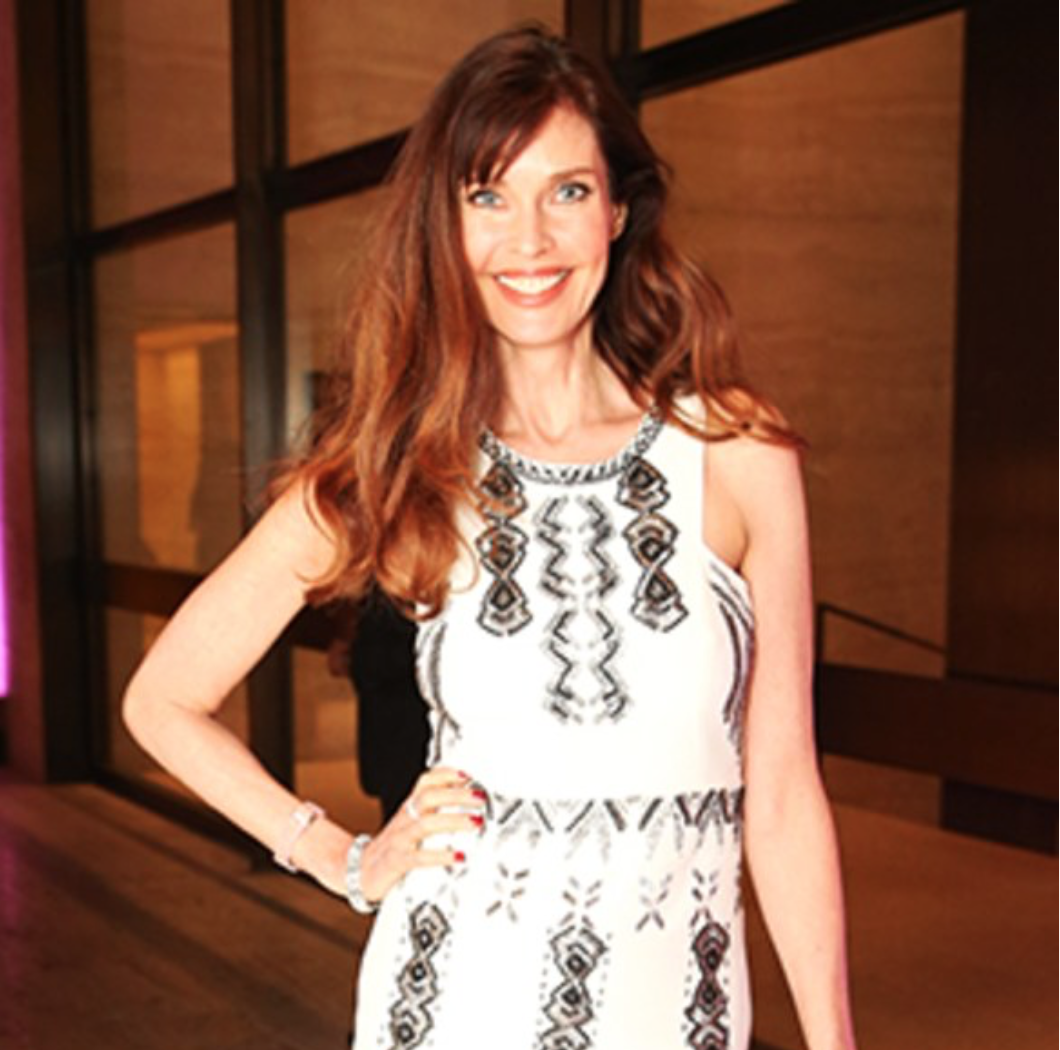 Legendary model Carol Alt... -  Allure