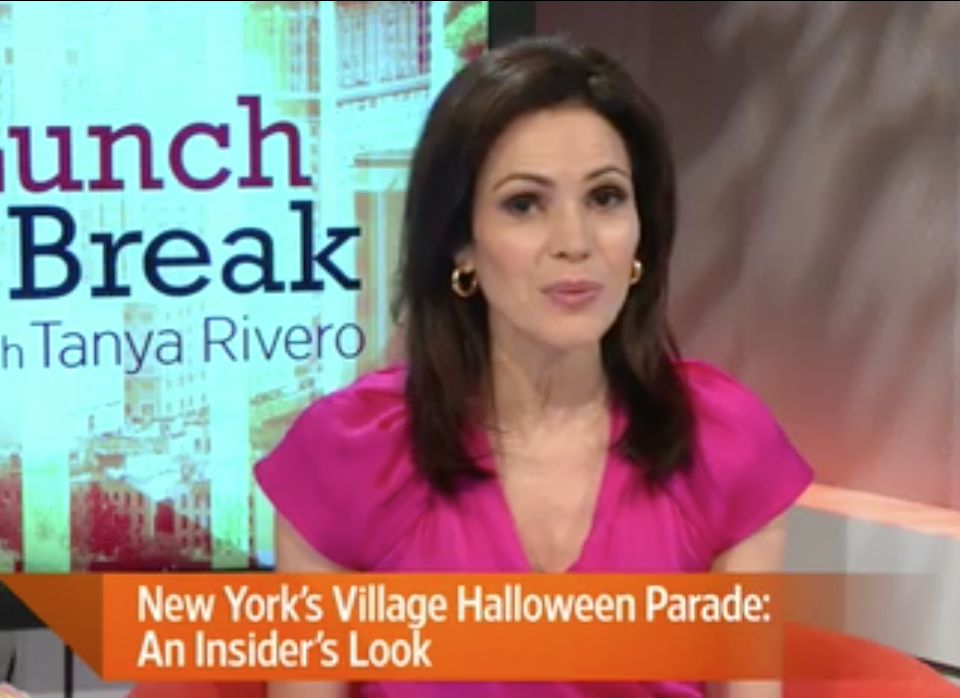 New York's Halloween Parade... -  WSJ