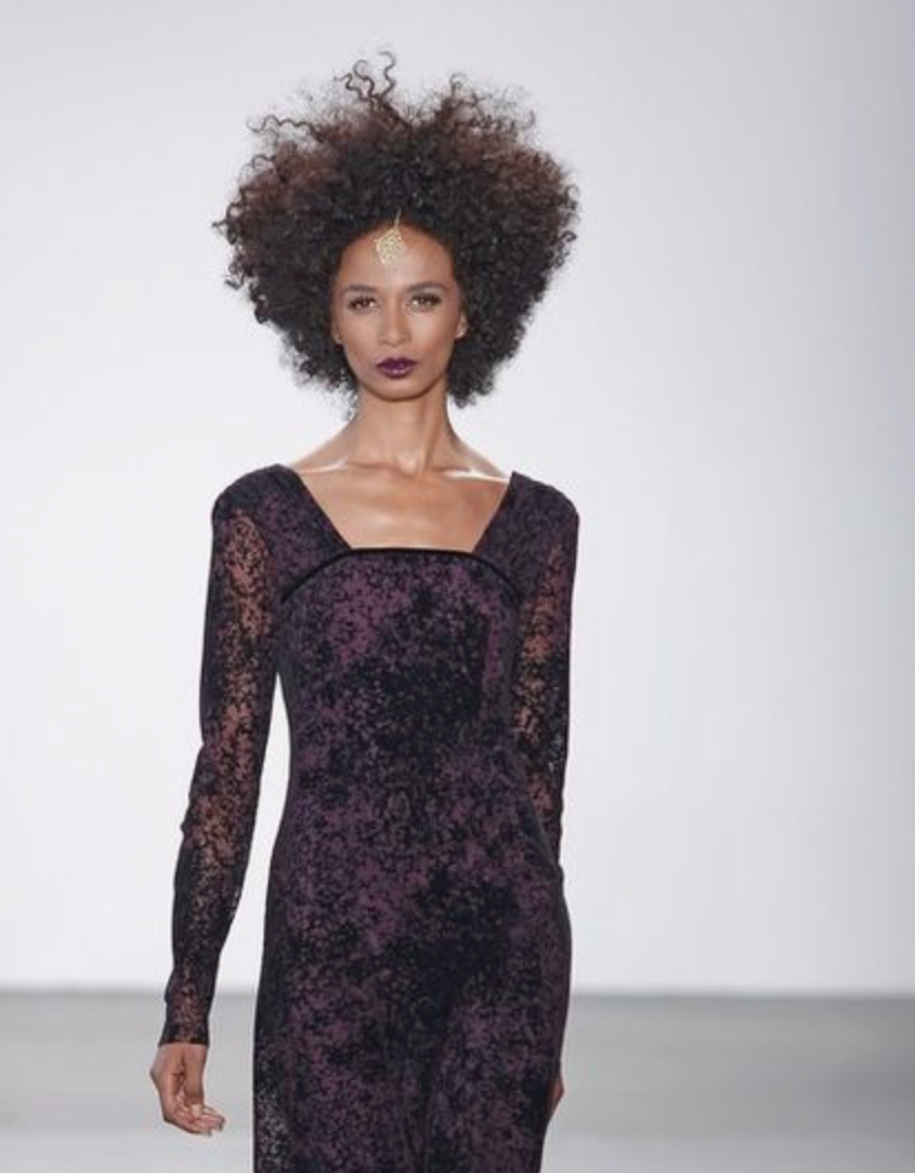NYFW: Ane Amour works Woodland Magic -  Popdust