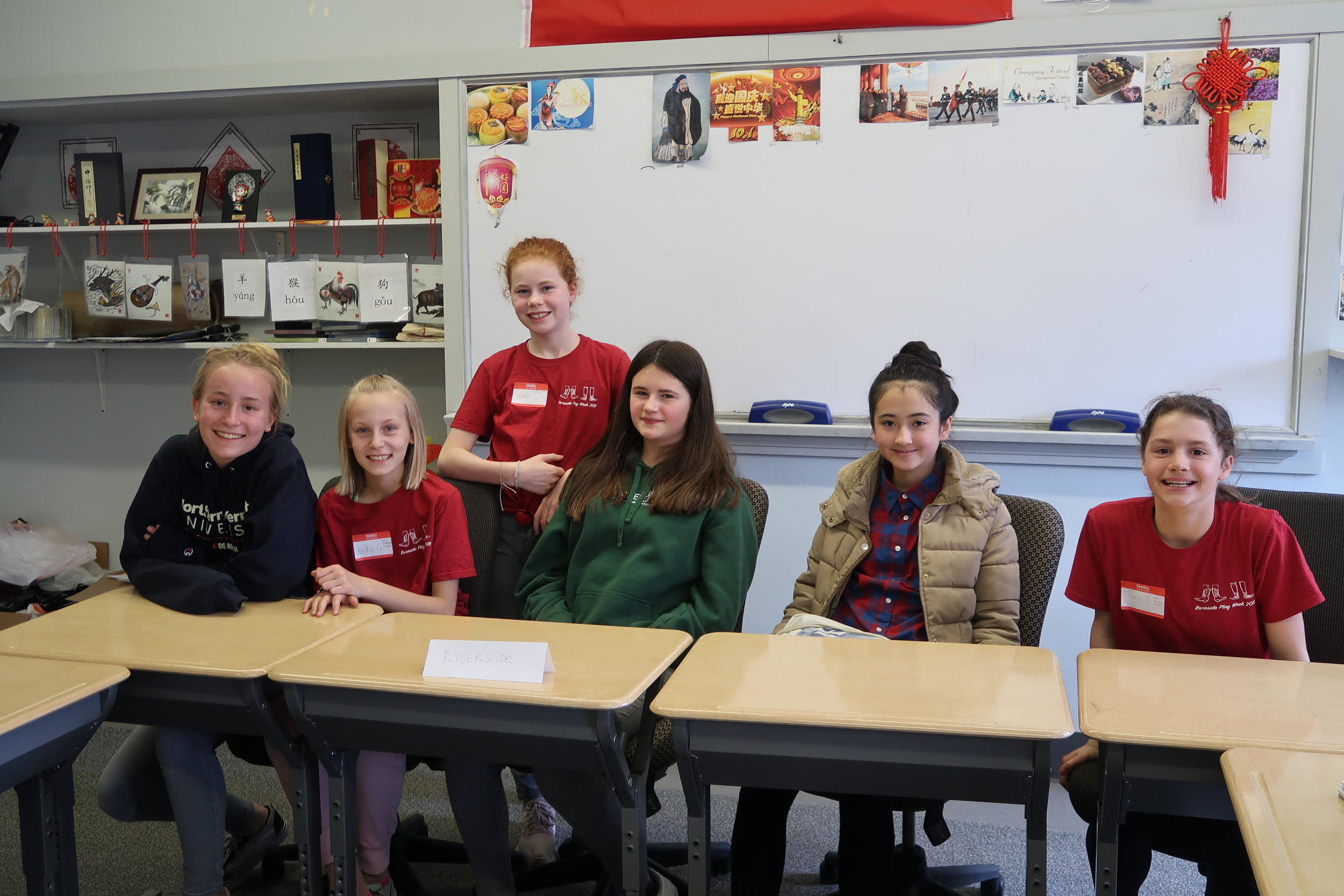 Our Latin Club (including 8th graders Maren Giese, Alexa Counter, and Jasmine Engle; and 6th graders Anika Giese, Emily Counter, and Trixie Shackleton) traveled to compete in Concord, NH over the vacation, see their results below.