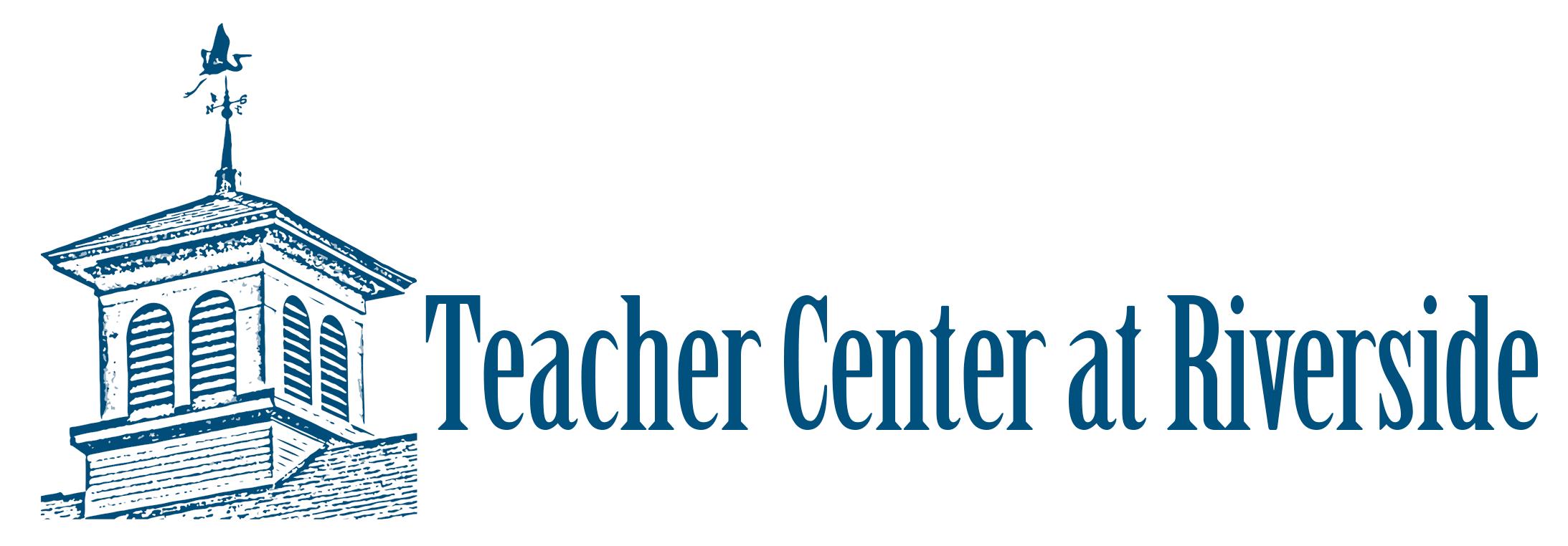 Teacher Center at Riverside Logo.png