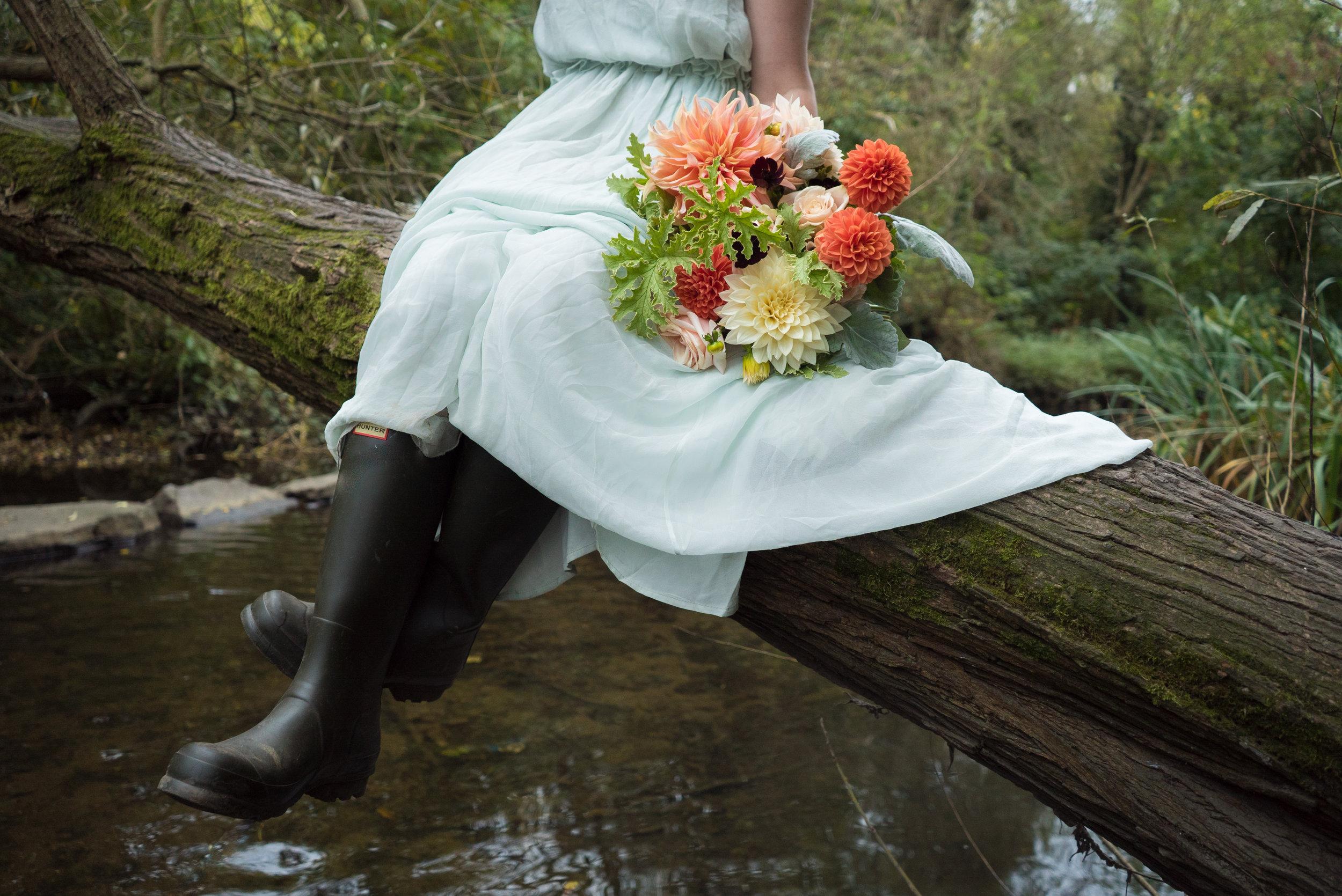 Twickenham, Summer Wedding Flowers