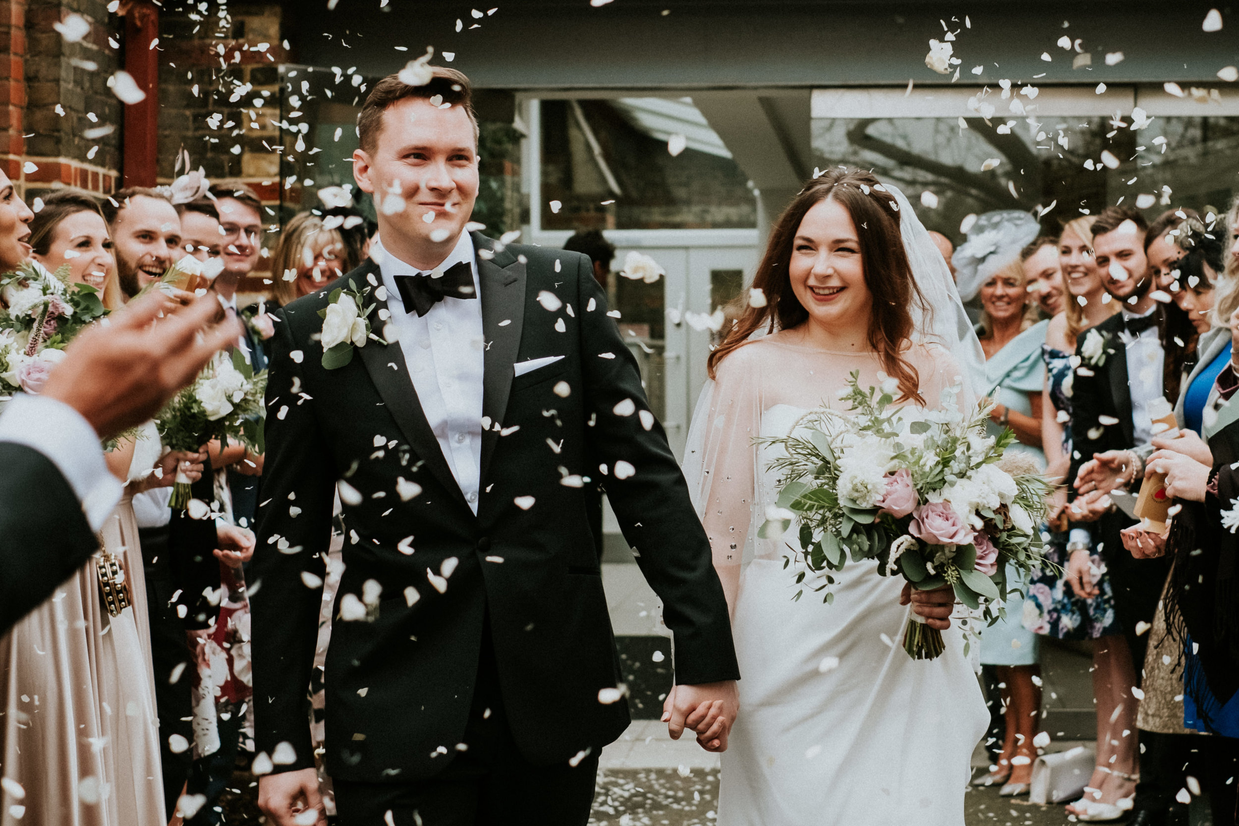 Teddington Wedding Flowers.